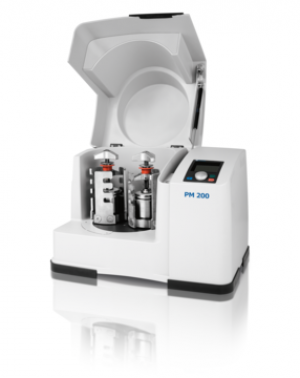 Feed material: soft, hard, brittle, fibrous - dry or wet Material feed size*: < 4 mm Final fineness*: < 1 µm, for colloidal grinding < 0.1 µm No. of grinding stations: 2 Speed ratio: 1 : -2