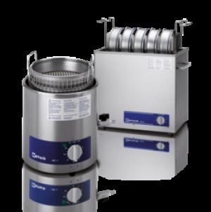 Applications: cleaning, dispersion, degassing Container volume: UR 1: 5.7 l UR 2: 42 l UR 3: 45 l