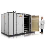 Max temp: 250 - 700 °C Volume: 500 to 13820 litres