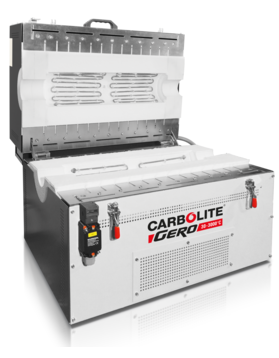 Max temp: 1300 °C Heated lengths: 200 - 1000 mm         Worktube outer diameters: up to 150 mm