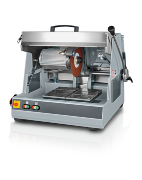 Max. cutting capacity: Ø 55 / 90 mm (up to 25 mm length) Vertical movement: 155 mm, manual