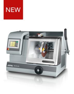 Max. cutting capacity: Ø 95 mm Horizontal movement: 225 mm, automatic