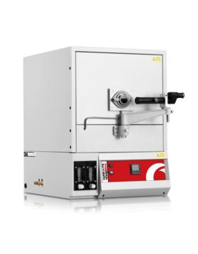 Max temp: 1600 °C         Single sample testing         Manual observation of deformation points