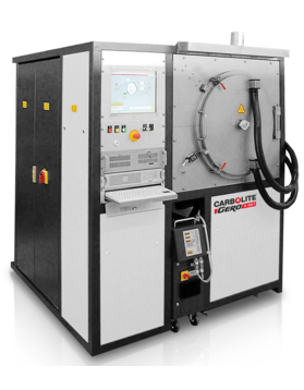 Max temp: 150 °C Volumes: 120 to 250 litres         Special furnace for the catalytic debinding of BASF feedstock