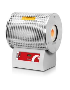 Max temp: 1200 °C Heated lengths: 300, 450, 600, 750, 900, 1050, 1200 mm         Worktube outer diameters: from 20 to 170 mm