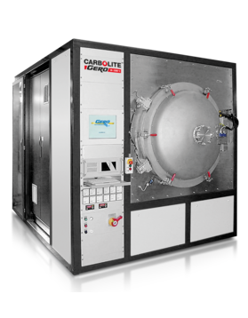 Specially engineered system for debinding and sintering in one furnace