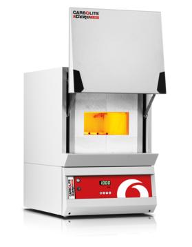 Type: Top loading (VMF/ASTM), front loading (VMF 10/6)         Max temp: 1000 °C         Internal Capacity Diameter x Depth: 50mm diameter x 100mm deep